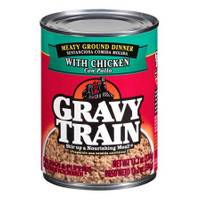 Gravy Train Meaty Ground Dog Food from Blain's Farm and Fleet