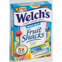 Welch's Fruit Snacks from Blain's Farm and Fleet