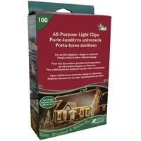 Adams Purpose Light Clips - 100 Count from Blain's Farm and Fleet