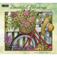 Lang Bountiful Blessings 2017 Wall Calendar from Blain's Farm and Fleet