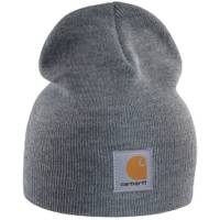 Carhartt Men's Acrylic Knit Beanie Hat from Blain's Farm and Fleet