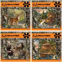 MasterPieces 1000-Piece Realtree Puzzle Assortment from Blain's Farm and Fleet