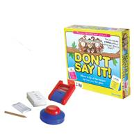 Pressman Don't Say It! Game from Blain's Farm and Fleet