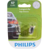 Philips Automotive Lighting 57 LongerLife Signaling Mini Light Bulbs from Blain's Farm and Fleet