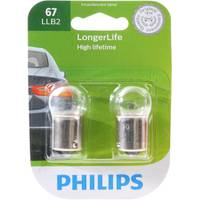 Philips Automotive Lighting 67 LongerLife Signaling Mini Light Bulbs from Blain's Farm and Fleet