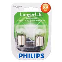 Philips Automotive Lighting 89 LongerLife Signaling Mini Light Bulbs from Blain's Farm and Fleet