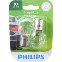 Philips Automotive Lighting 93 LongerLife Signaling Mini Light Bulbs from Blain's Farm and Fleet