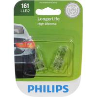 Philips Automotive Lighting 161 LongerLife Signaling Mini Light Bulbs from Blain's Farm and Fleet