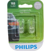 Philips Automotive Lighting 168 LongerLife Signaling Mini Light Bulbs from Blain's Farm and Fleet