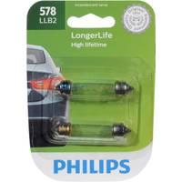 Philips Automotive Lighting 578 LongerLife Signaling Mini Light Bulbs from Blain's Farm and Fleet