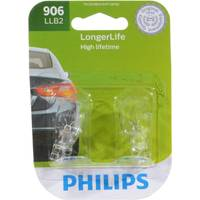 Philips Automotive Lighting 906 LongerLife Signaling Mini Light Bulbs from Blain's Farm and Fleet