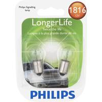 Philips Automotive Lighting 1816 LongerLife Signaling Mini Light Bulbs from Blain's Farm and Fleet