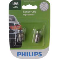 Philips Automotive Lighting 1895 LongerLife Signaling Mini Light Bulbs from Blain's Farm and Fleet