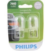Philips Automotive Lighting 7440 LongerLife Signaling Mini Light Bulbs from Blain's Farm and Fleet