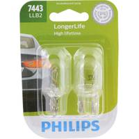 Philips Automotive Lighting 7443 LongerLife Signaling Mini Light Bulbs from Blain's Farm and Fleet