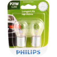 Philips Automotive Lighting P21W LongerLife Signaling Mini Light Bulbs from Blain's Farm and Fleet