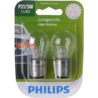 Philips Automotive Lighting P21/5W LongerLife Signaling Mini Light Bulbs from Blain's Farm and Fleet
