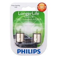 Philips Automotive Lighting 12821 LongerLife Signaling Mini Light Bulbs from Blain's Farm and Fleet