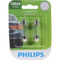 Philips Automotive Lighting 12844 LongerLife Signaling Mini Light Bulbs from Blain's Farm and Fleet