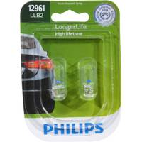 Philips Automotive Lighting 12961 LongerLife Signaling Mini Light Bulbs from Blain's Farm and Fleet