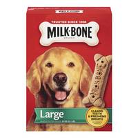 Milk-Bone Large Dog Biscuits from Blain's Farm and Fleet