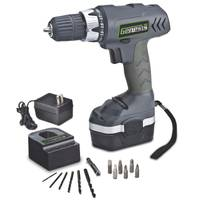 Genesis 18V Cordless Drill / Driver from Blain's Farm and Fleet