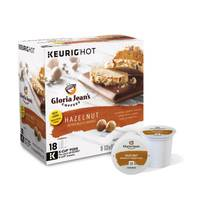 Gloria Jean's Coffees Hazelnut Medium Roast Coffee K - Cups from Blain's Farm and Fleet