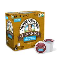 Newman's Own Organics Extra Bold Special Blend Coffee K - Cups from Blain's Farm and Fleet