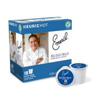 Emeril's Gourmet Coffee Extra Bold Dark Roast Coffee K - Cups from Blain's Farm and Fleet