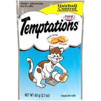 Whiskas Temptations Hairball Control Cat Treats from Blain's Farm and Fleet