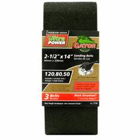 Gator Sanding Belts 3 Pack from Blain's Farm and Fleet