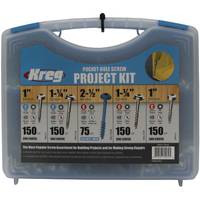 Kreg Pocket-Hole Screw Project Kit from Blain's Farm and Fleet