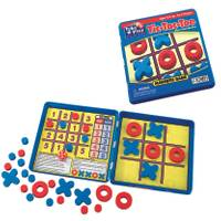 Patch Tic-Tac-Toe Magnetic Game from Blain's Farm and Fleet