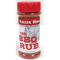 Killer Hogs The BBQ Rub from Blain's Farm and Fleet