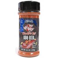 Three Little Pigs BBQ Rub from Blain's Farm and Fleet