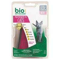 Bio Spot Active Care Flea & Tick Spot On for Cats from Blain's Farm and Fleet