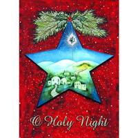 LPG Greetings O Holy Night Embellished Cards from Blain's Farm and Fleet