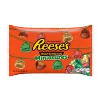 Reese's Christmas Peanut Buttercup Miniatures from Blain's Farm and Fleet