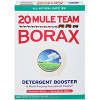 20 Mule Team Borax Detergent Booster from Blain's Farm and Fleet