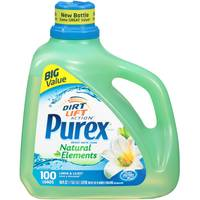 Purex Linen and Lilies Scented Laundry Detergent from Blain's Farm and Fleet