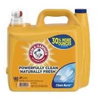 Arm & Hammer Clean Burst Laundry Detergent from Blain's Farm and Fleet