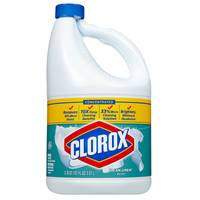 Clorox Concentrated Bleach, Clean Linen Scent, 121 Fluid Ounces from Blain's Farm and Fleet