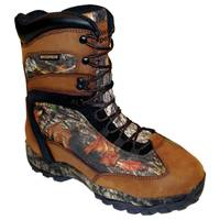 Work n' Sport Men's Mossy Oak Breakup Infinity Hunting Boots from Blain's Farm and Fleet
