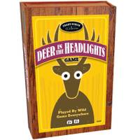 Front Porch Classics Deer In The Headlights Game from Blain's Farm and Fleet