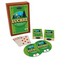 Front Porch Classics Euchre Card Game from Blain's Farm and Fleet