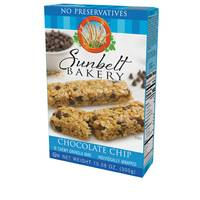 Sunbelt Bakery Chocolate Chip Chewy Granola Bars from Blain's Farm and Fleet