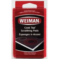 Weiman Cook Top Scrubbing Pads from Blain's Farm and Fleet