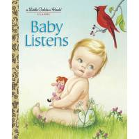 Little Golden Books Baby Listens Children's Book from Blain's Farm and Fleet