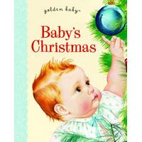 Little Golden Books Baby's Christmas Board Book from Blain's Farm and Fleet