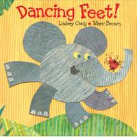 Little Golden Books Dancing Feet! Board Book from Blain's Farm and Fleet